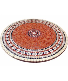 Piano da Tavolo in Mosaico 1889C