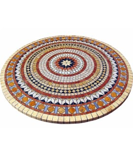 Piano da Tavolo in Mosaico 3042C