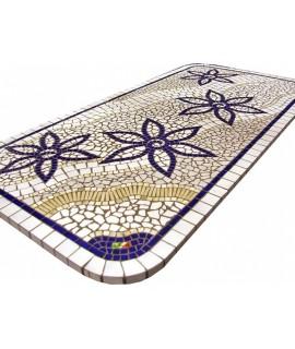 tavolo in mosaico moderno