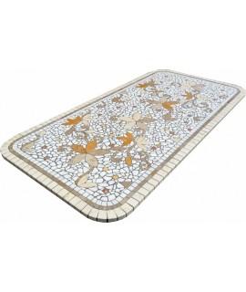 Piano da Tavolo in Mosaico 8070R