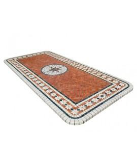 Piano da Tavolo in Mosaico 1889RS