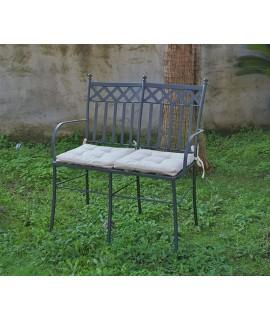 Iron bench Angela