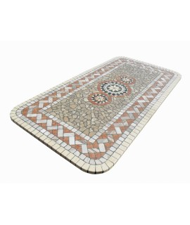 Mosaic table top 8043 free line