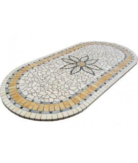 Piano da Tavolo in Mosaico 8066 free line