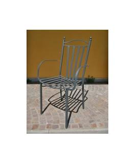 Sedia in ferro Ravello