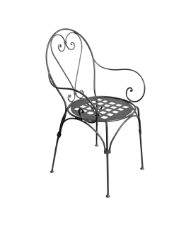 Iron Chair Aster