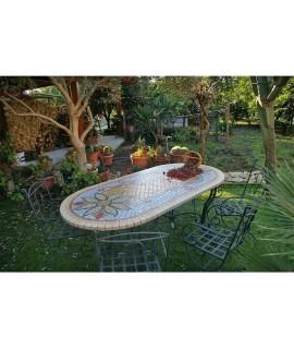 Mosaic table top 5004O