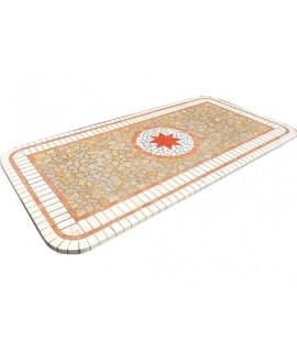 Piano da Tavolo in Mosaico 8056R free line
