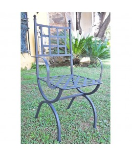 Iron Chair Amalfi