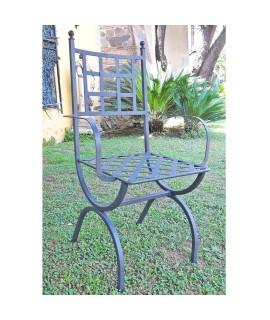 Sedia in ferro Amalfi