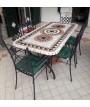 tavolo da giardino il fauno