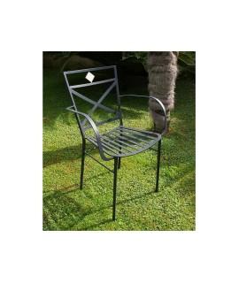 Iron chair Provenza
