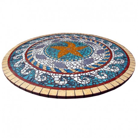 Mosaic table top 6004C