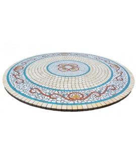 Piano da Tavolo in Mosaico 6014C