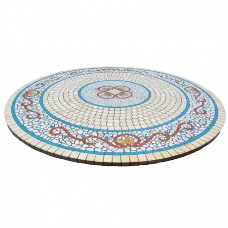 Mosaic table top 6014C