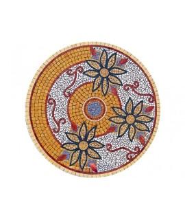 Piano da Tavolo in Mosaico 5004C