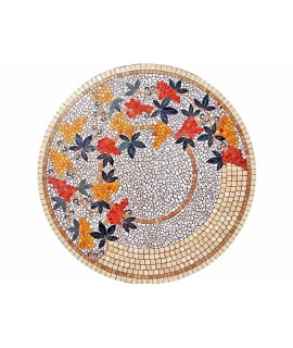 Piano da Tavolo in Mosaico 8008C